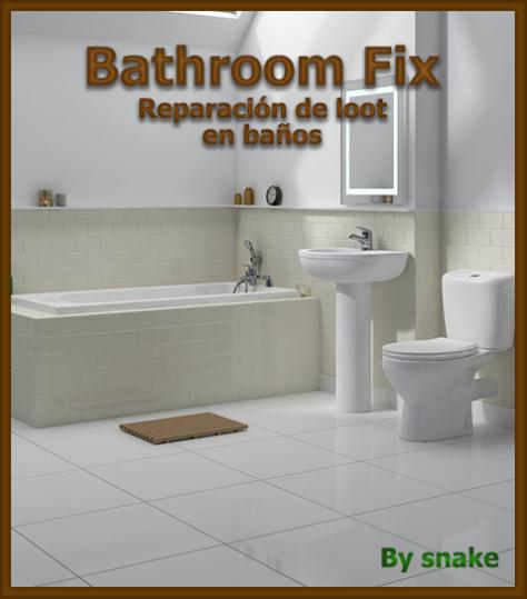 Bathroom En Español